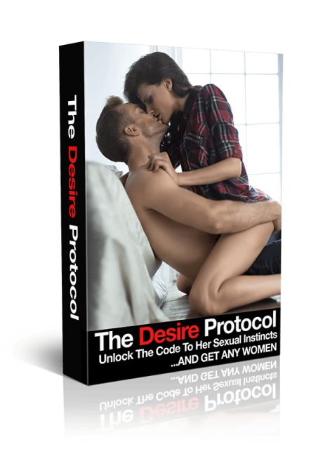 The Desire Protocol book cover