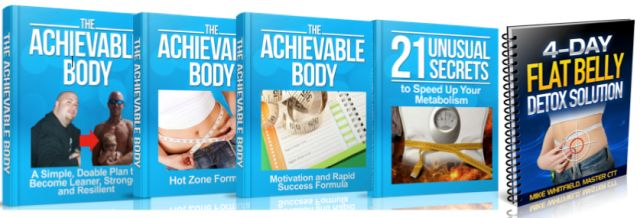 Achievable Body ebook cover