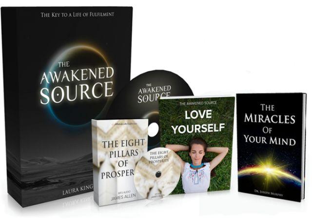 Awakened Source ebook cover