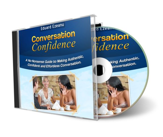 Conversation Confidence e-cover