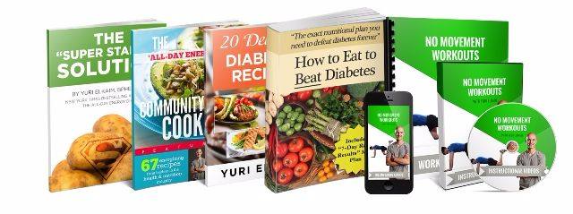 Defeating Diabetes Kit e-cover