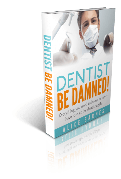 Dentist Be Damned book cover