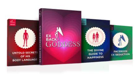 Ex Back Goddess book cover