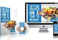 Get Prepped in 1 Trip to Walmart ebook cover