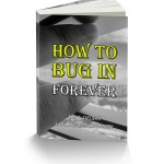 How To Bug In Forever ebook cover
