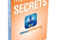 Kidney Diet Secrets ebook cover