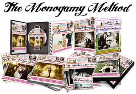 Monogamy Method e-cover