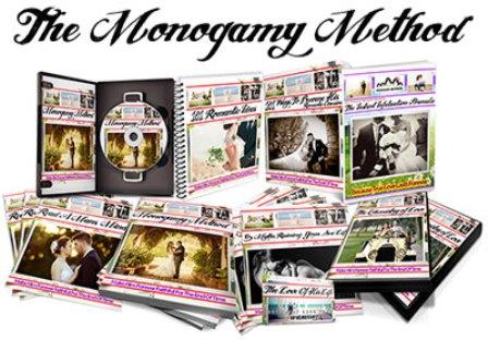 Monogamy Method ebook cover