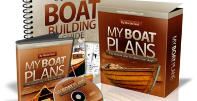 My Boat Plans e-cover