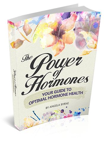 Power of Hormones ebook cover