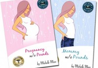 Pregnancy Without Pounds book cover