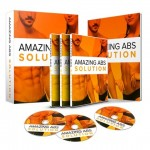 The Amazing Abs Solution ebook cover