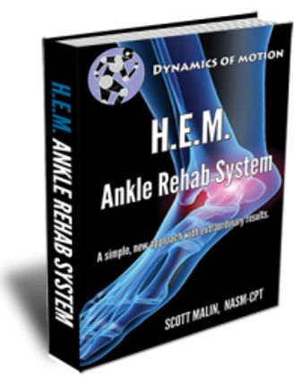 The H.E.M. Ankle Rehab System e-cover