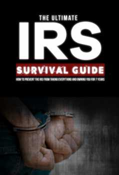 Ultimate IRS Survival Guide book cover