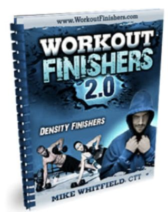 Workout Finishers e-cover
