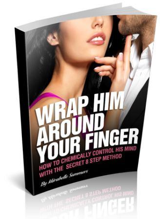 Wrap Him Around Your Finger book cover