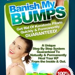 Banish My Bumps ebook cover
