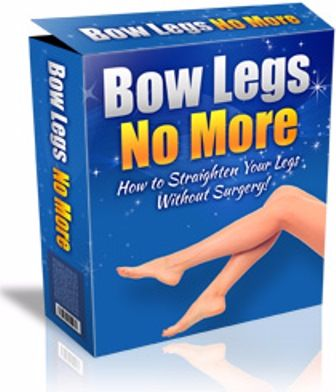 Bow Legs No More book cover