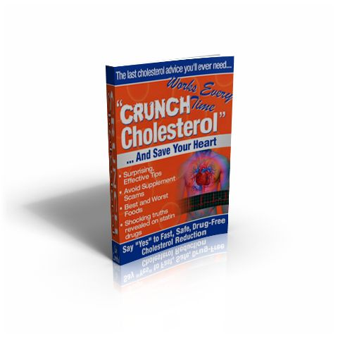 Crunch Cholesterol e-cover