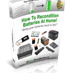 EZ Battery Reconditioning e-cover