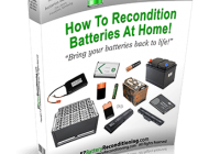 EZ Battery Reconditioning ebook cover