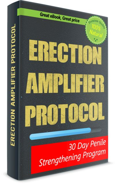 Erection Amplifier Protocol e-cover