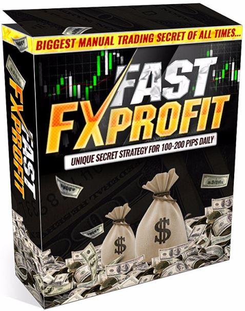 Fast FX Profit book cover