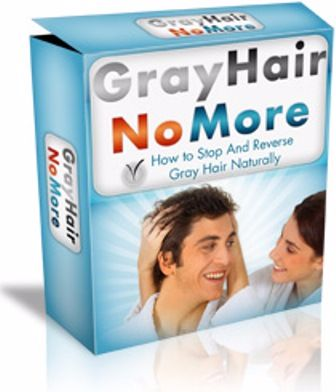 Gray Hair No More book download