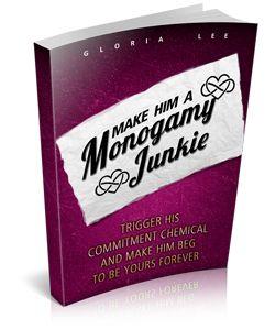 Make Him A Monogamy Junkie book cover