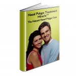 Nasal Polyps Treatment Miracle book cover