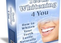 Teeth Whitening 4 You e-cover