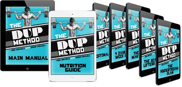 the DUP Method e-cover