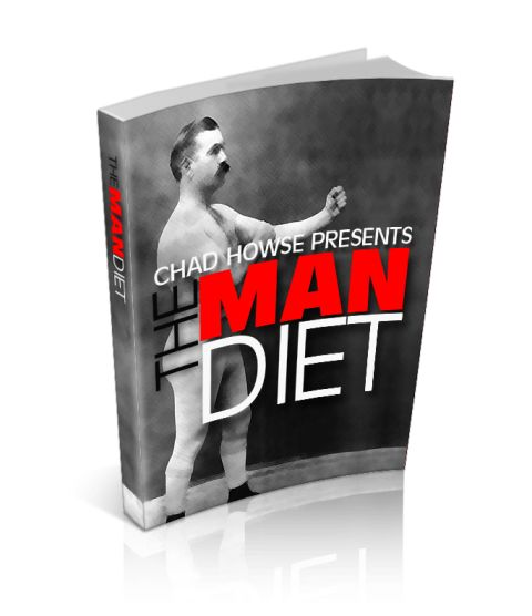 the Man Diet e-cover