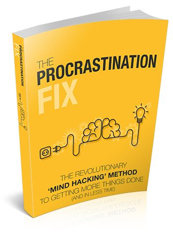 The Procrastination Fix book pdf