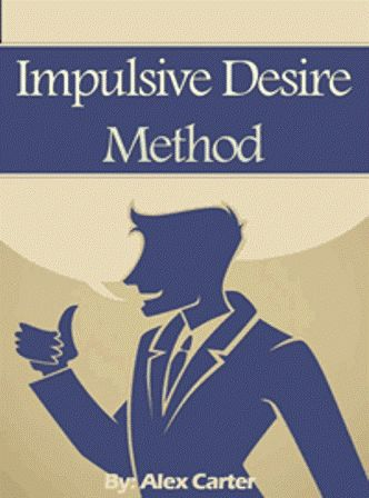 Impulsive Desire Method e-cover