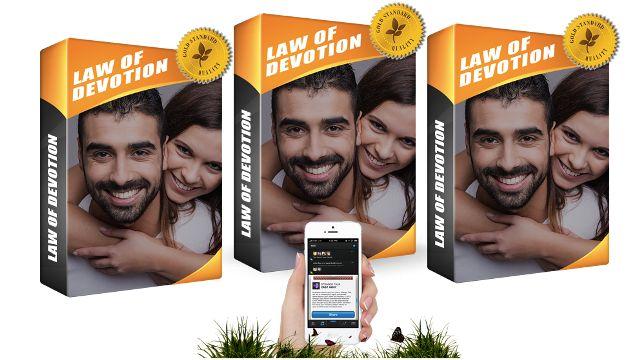 Law Of Devotion e-cover