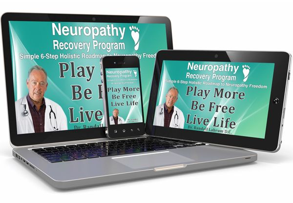 The Neuropathy Recovery Program book cover