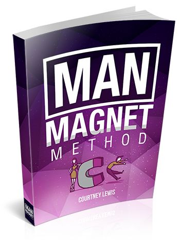 The Man Magnet Method ebook cover