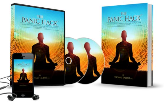 the panic hack e-cover