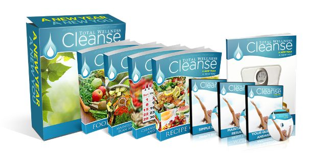 Total Wellness Cleanse e-cover