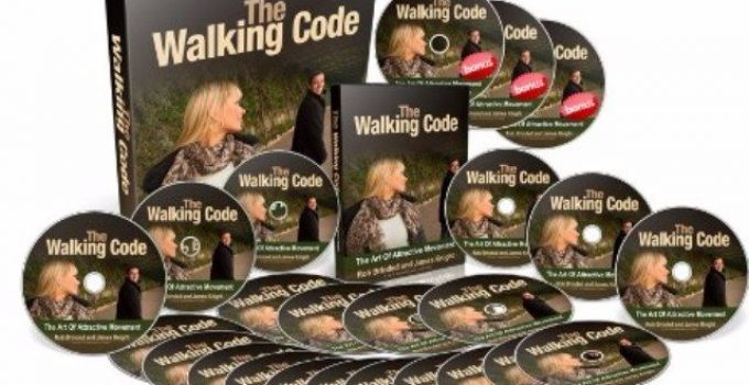 The Walking Code e-cover