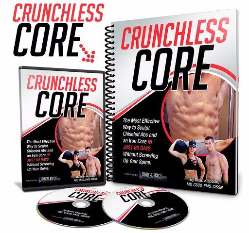 Crunchless Core e-cover