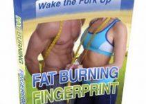 Fat Burning Fingerprint e-cover