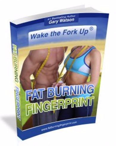 Fat Burning Fingerprint e-cover