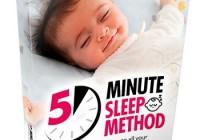 five minute sleep method pdf ebook download