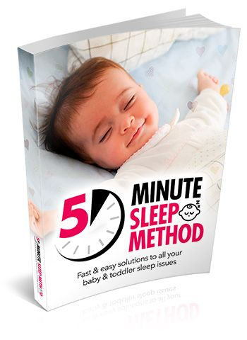 five minute sleep method e-cover