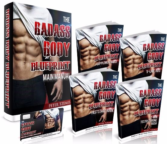 Badass Body Blueprint e-cover