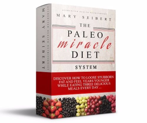 The Paleo Miracle Diet book cover