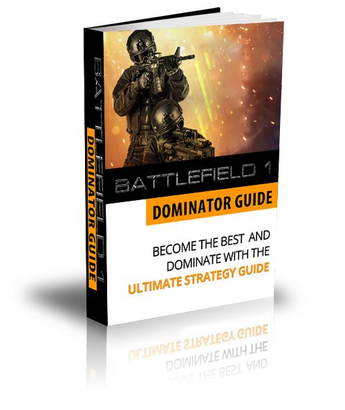 Battlefield 1 Dominator guide e-cover