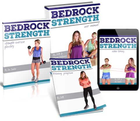 Bedrock Strength e-cover